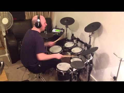 Dire Straits - So Far Away (Roland TD-12 Drum Cover)
