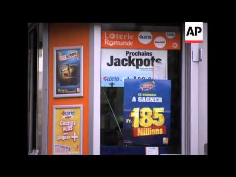 WRAP Tickets on sale for 122 million euro lottery ADDS UK