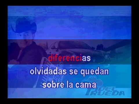 karaoke Fidel Rueda Paz En Este Amor