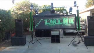 Sonido Dj Carino En Santa Ana California...949) 355-0327