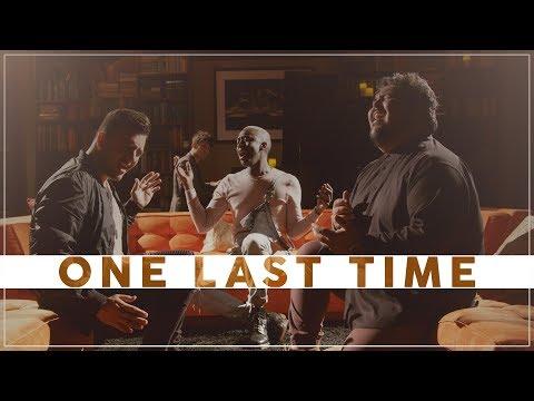 ONE LAST TIME - Ariana Grande - VINCINT, Mario Jose, Aaron Encinas, KHS Cover