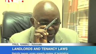 Landlords and tenancy laws