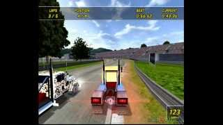 Super Truck Racer - Gameplay Wii (Original Wii)