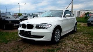 2011 BMW 116i. Start Up, Engine, and In Depth Tour.