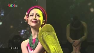 MÚA: GIẤC MƠ TRƯA - LINH NGA | GẶP GỠ VTV | 31/12/2015