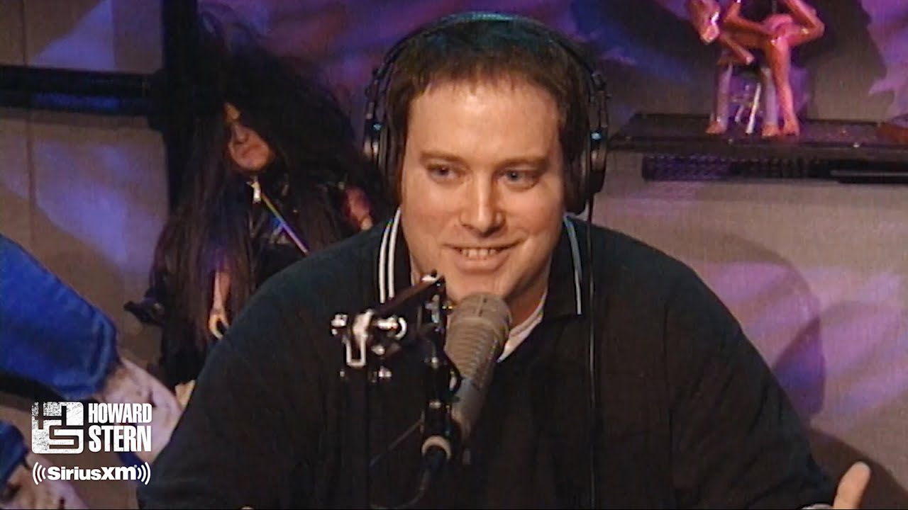 Benjy Bronk's First In-Studio Appearance as an Intern (1998)