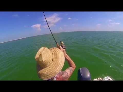 How To: Saltwater Fishing At Low Tide