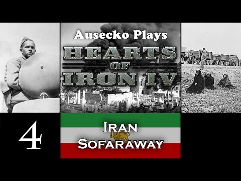 HoI IV (mod) Iran Sofaraway 4 [Were They Waiting in Our Ports?]