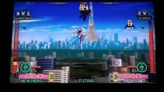 Dreamcast Fighting Games 2: Tech Romancer
