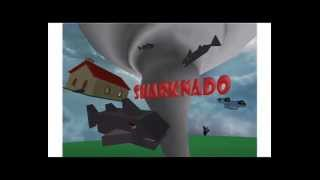 Video musicali ROBLOX: Sharknado