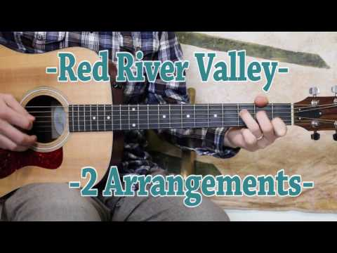 Red River Valley - Guitar Lesson - Carter Style