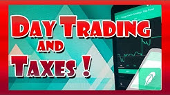 Method for SAVING TAXES with DAY and SWING TRADING | Investing on Robinhood!