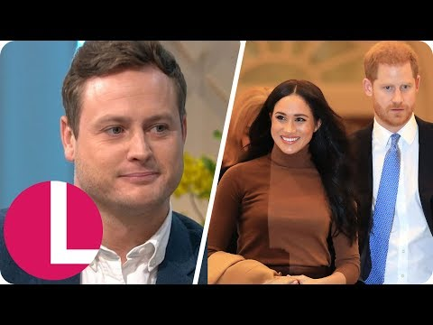 The Queen Bans Harry And Meghan From Using 'Sussex Royal' Brand | Lorraine