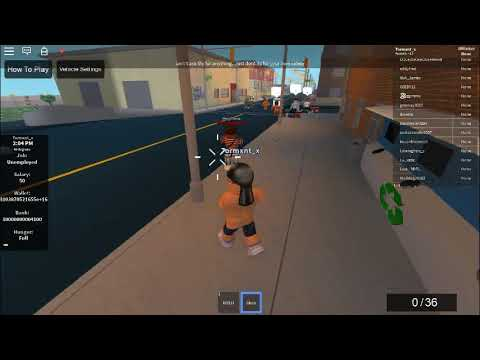 Roblox Realistic Roleplay 2 How To Play Rrp2 Youtube