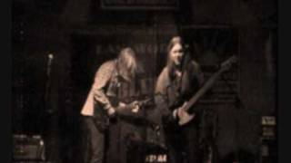 Todd Wolfe Band- Cold Black Night