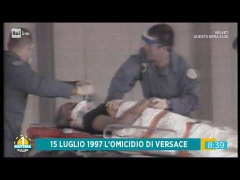 Il mito Versace - Unomattina Estate 14/07/2017