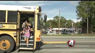 Lee Schools to get school bus stop arm cameras