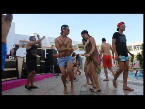 Pinky beach yasmine hamamet  Pool Party
