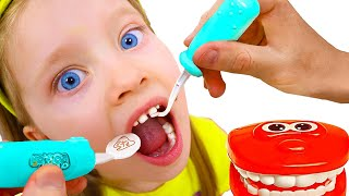 Going To The Dentist Song | Milli Pretend Play Sing Along to Nursery Rhymes & Children's Songs