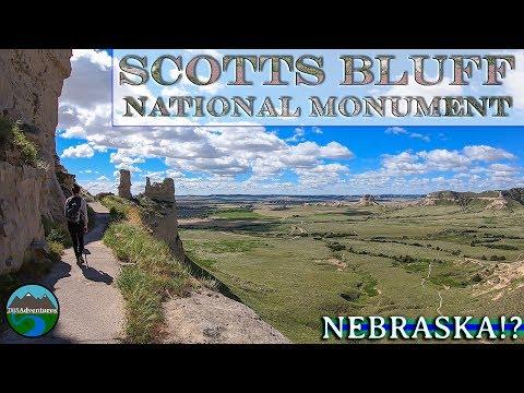 Scotts Bluff National Monument || Nebraska!? || Fulltime RVers