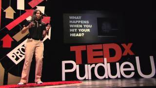 Seeing Through The Fog: The Truth About Concussions: Katie Breedlove at TEDxPurdueU