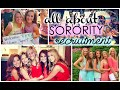 Sorority Recruitment: Tips, What to Expect, + More!