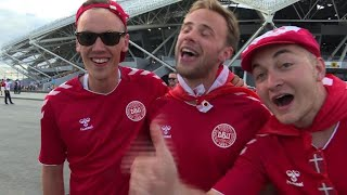World Cup: Fans react after Australia and Denmark draw 1-1