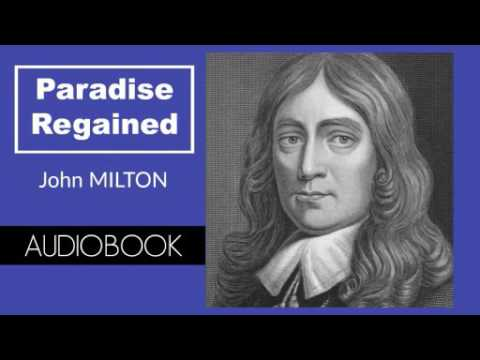 Paradise Regained by John Milton - Audiobook