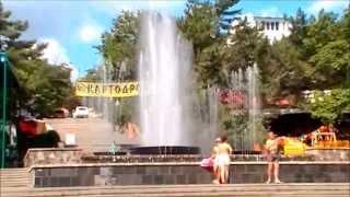Феодосия основные достопримечательности(Прогулка по Феодосии в июле 2013 года с небольшим показом основных достопримечательностей и необычностей..., 2013-08-04T17:11:00.000Z)