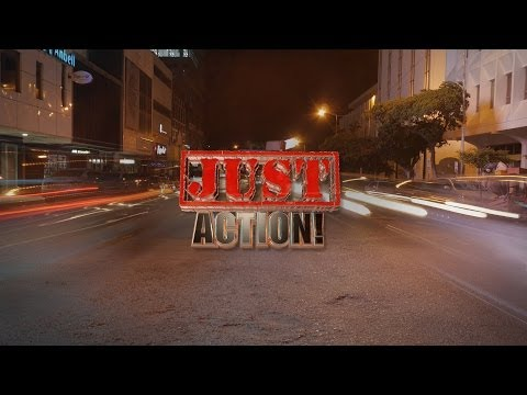 Just Action - Behind The Scenes of Jamaican Filmmaking