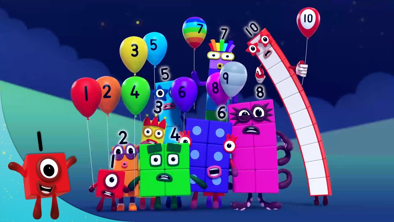 @Numberblocks | August Additions | Learn to Count | @Learning Blocks 