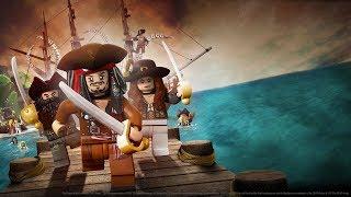 LEGO Pirates of the Caribbean Проклятье черной жемчужины
