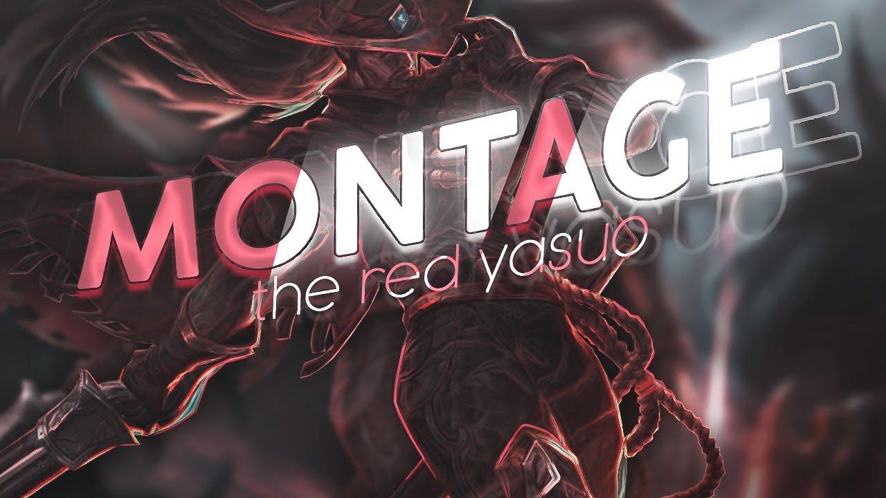 Yasuo Montage #15: Yasuo Cao Bồi Là Sự Lựa Chọn Hoàn Hảo Nhất? - The Red Yasuo