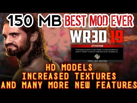 🔥Best Mod Ever! Wr3d 19   By MT   HD Models   New Features