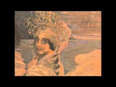 Mikhail Vrubel: Mystic Painter and Russian Symbolist