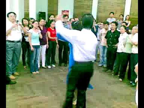 Khieu vu ( Tango ) - Duc Thang
