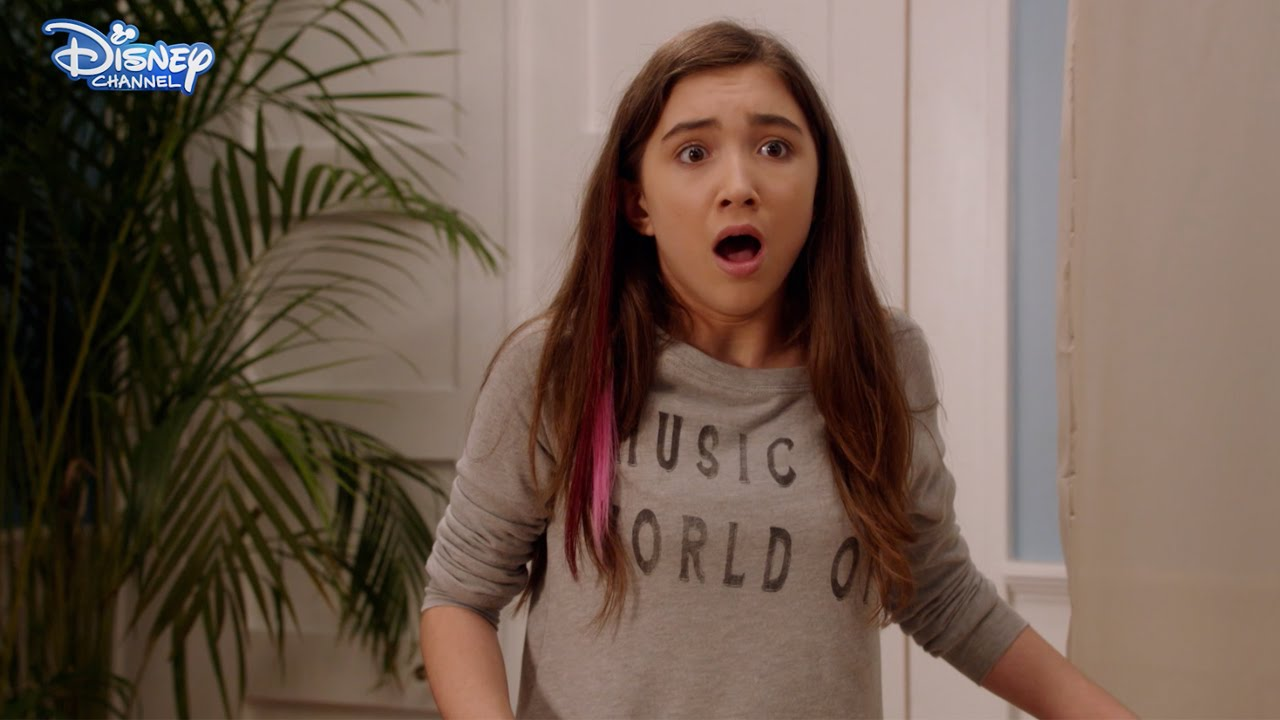 Download Invisible Sister - First Look! - Official Disney Channel UK HD