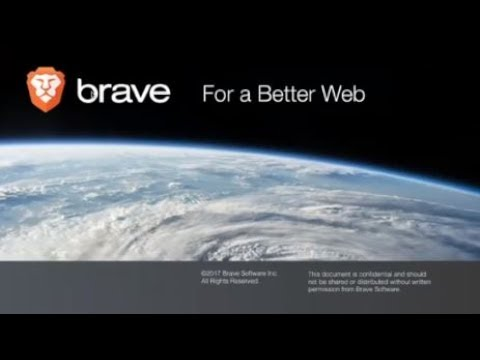 State of Brave by Brendan Eich at This.JavaScript