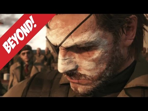 Let's Talk About The Phantom Pain - Podcast Beyond Episode 408