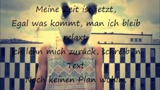 Cro - Meine Zeit (Lyrics) :)