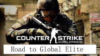 CS:GO | Road to Global Elite ! | Vom Himmel in die Hölle |