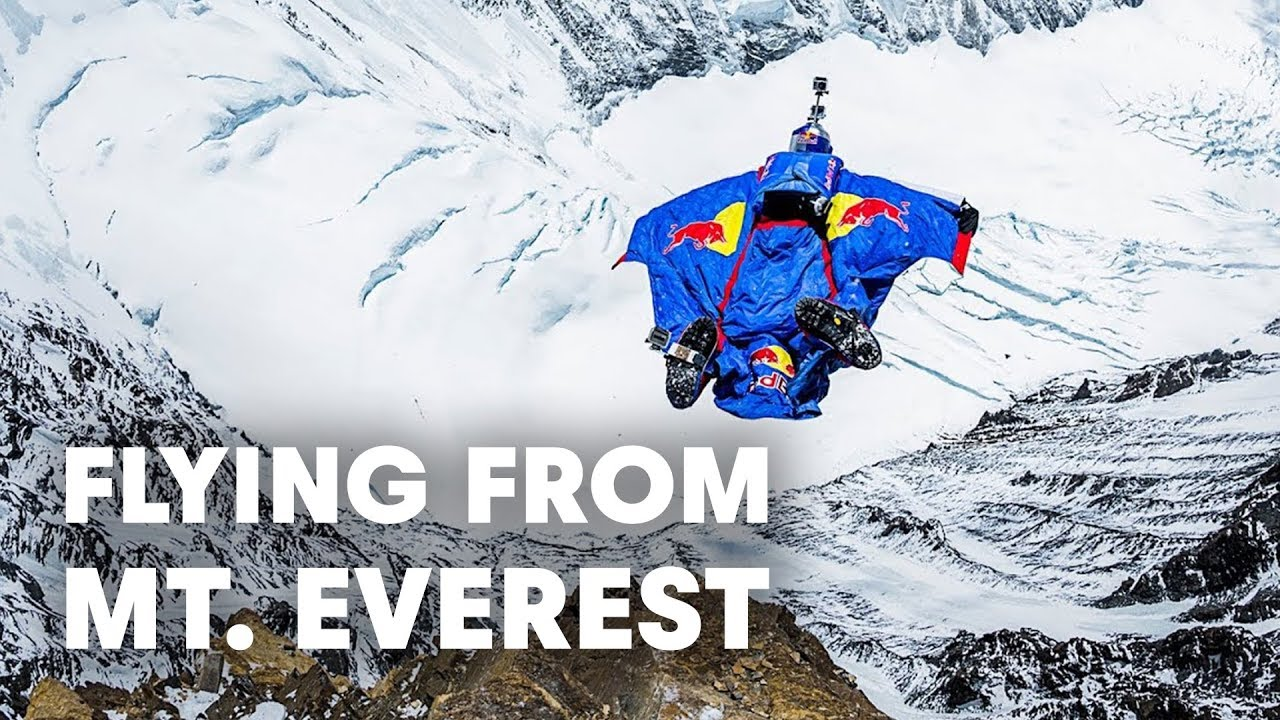 Flying from Mt. Everest - The Mission - World Record BASE Jump