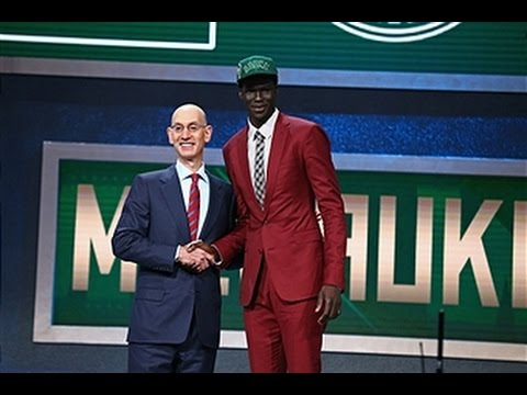 Milwaukee Bucks Select Thon Maker 10th Overall in 2016 NBA Draft