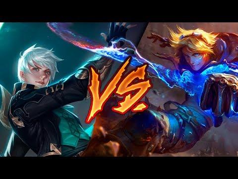 Jogo MOBILE que COPIA League of Legends!? thumbnail