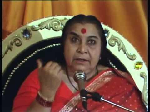 Sahaja Yoga   Shri Hanumana Puja Talk 1990 Shri Mataji Nirmala Devi