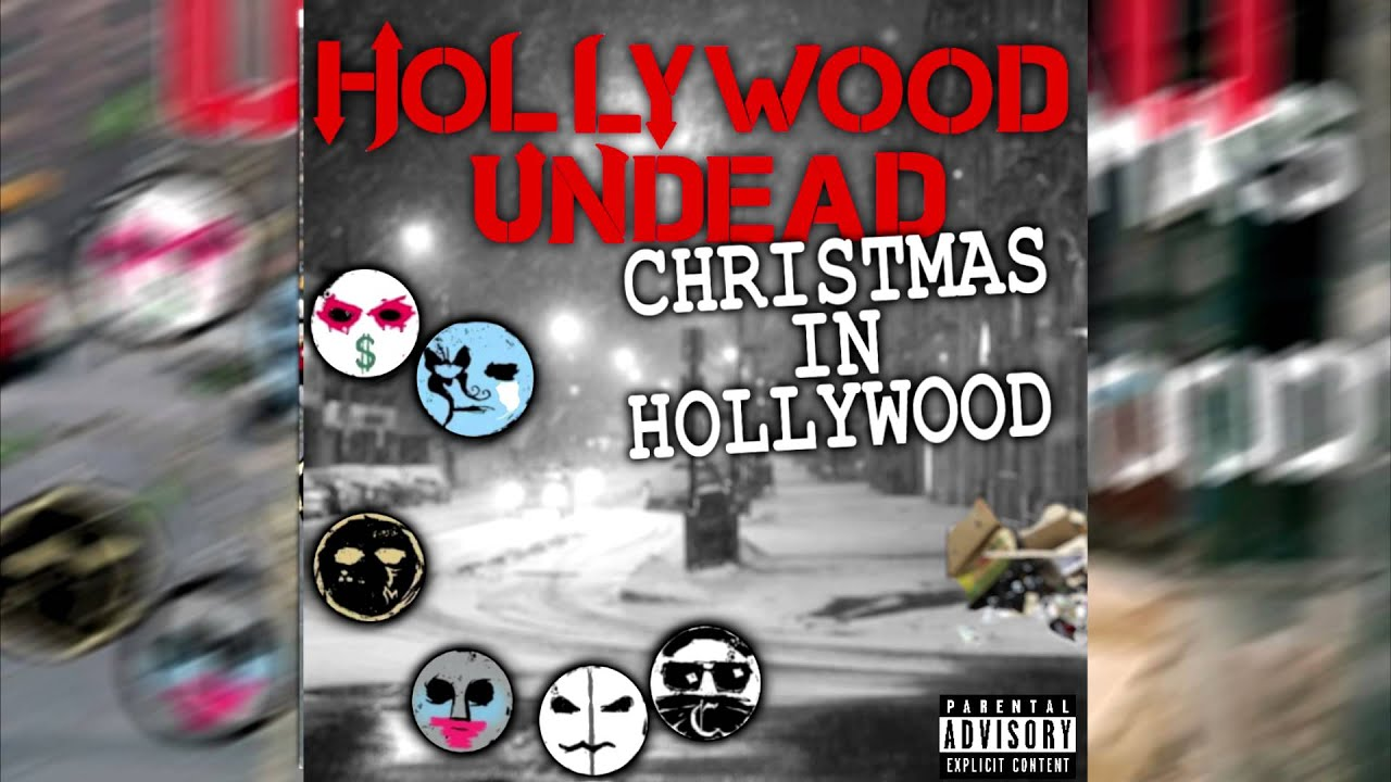 Hollywood Undead - Christmas In Hollywood (DIY Instrumental) - YouTube