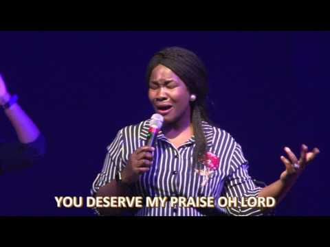 Unsual Praise with PAT UWAJE @ Saturday Night Worship in GFH
