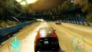 Need For Speed Undercover PC Gameplay Max Settings [GT 520]