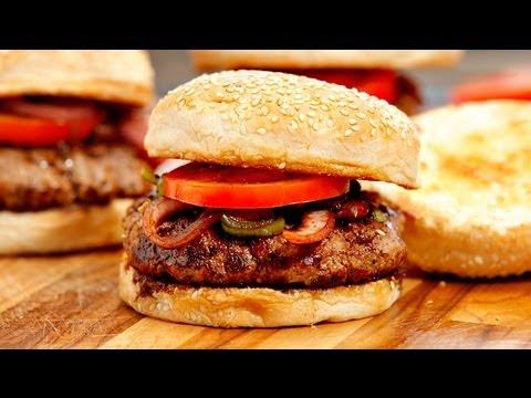 #05 MASTER BURGUER - Chef em Casa