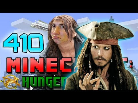 Minecraft: Hunger Games w/Mitch! Game 410 - The Day We Almost Caught Captain Jack Sparrow! - TheBajanCanadian  - h_kXMsO-pu4 -